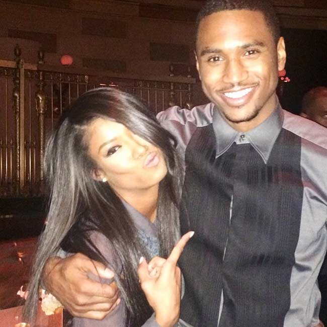Trey Songz and Mila J dating