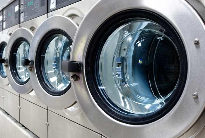 laundromat washing machine