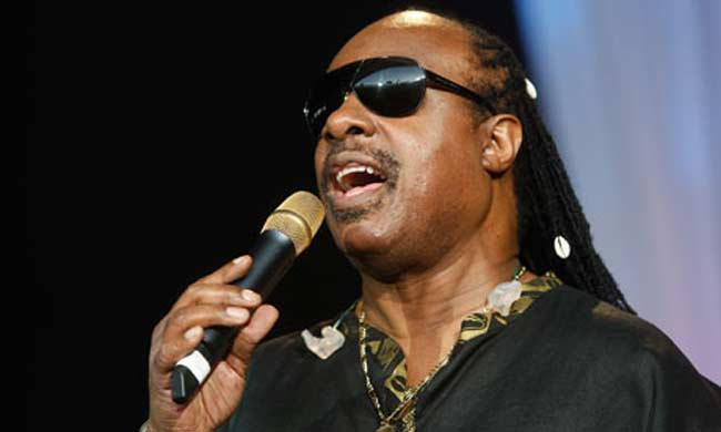 legend Stevie Wonder