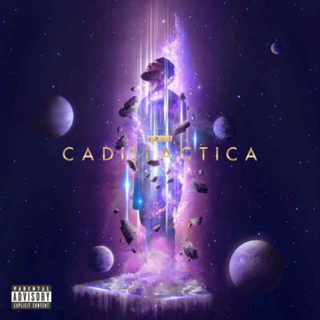 Big KRIT - Cadillactica cover