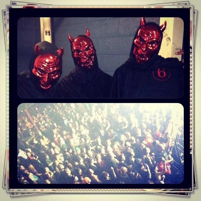 Da Mafia 6ix tour devils