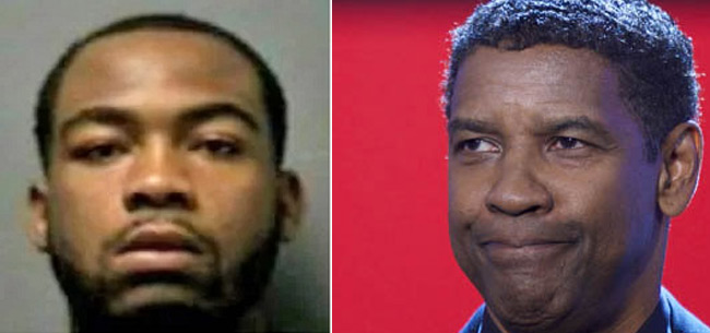 Justin Lee Seay claims to be Denzel