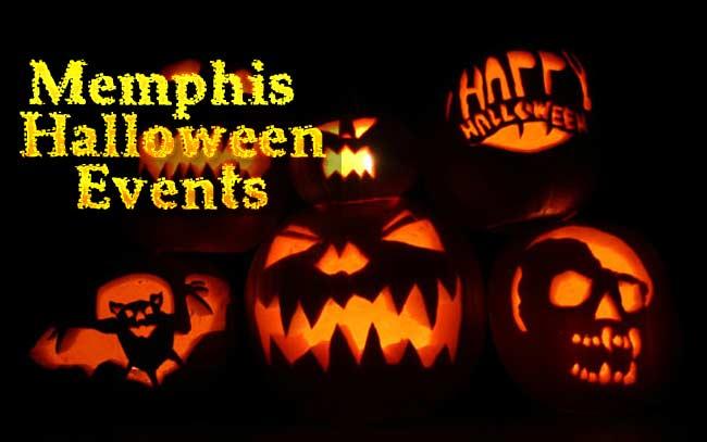 Memphis Halloween Events