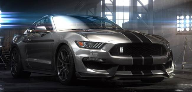 2016 Ford GT350 Shelby Mustang photo