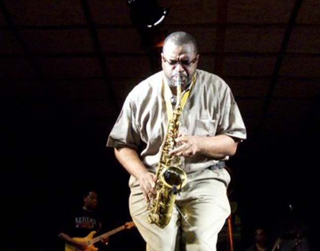 Jeff Huddleston Memphis jazz and band director