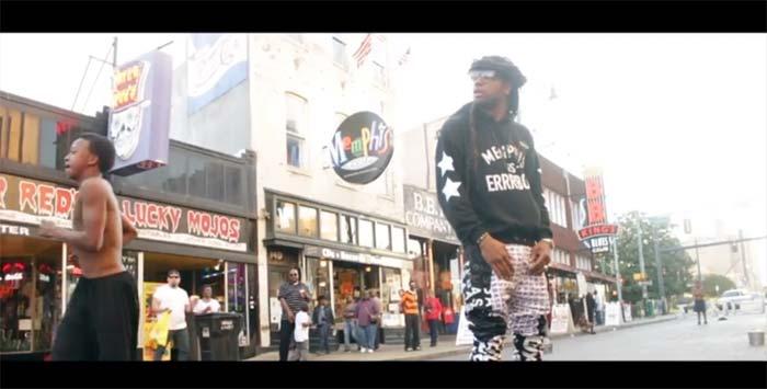 Kia Shine - Memphis Vs Errrbody music video