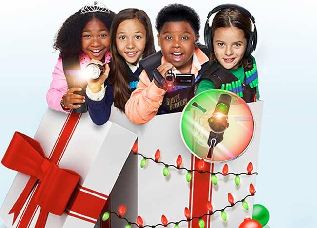 Santa Hunters movie Nickelodeon
