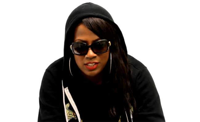 Gangsta Boo on Iggy AMA win