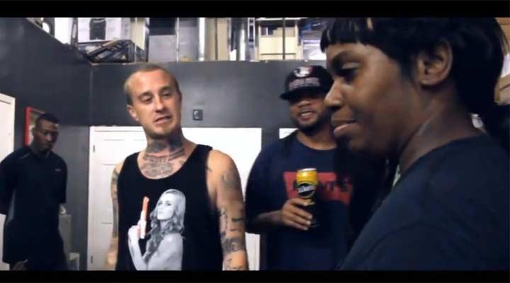La Chat Murder She Spoke II Vlog 1