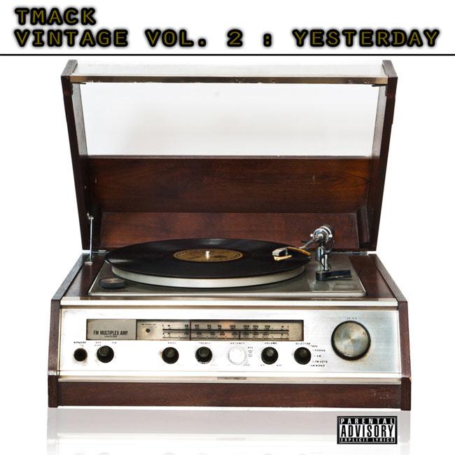 TMack Vintage Vol 2 Yesterday