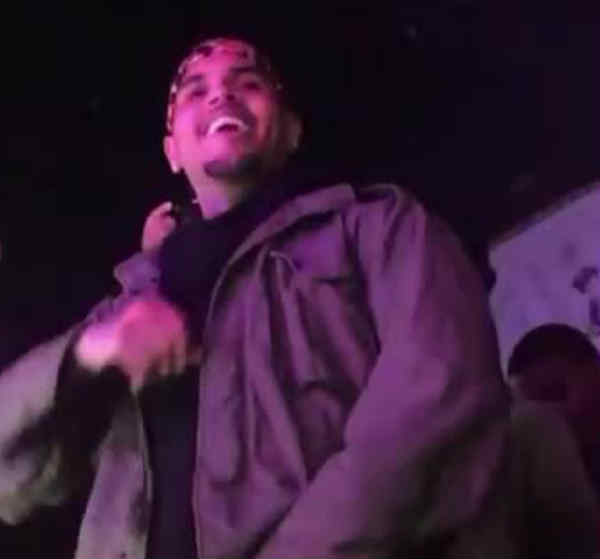 Chris Brown San Jose nightclub shooting
