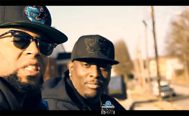 Drumma Boy - In My City video