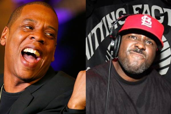 Funk Master Flex rant about Jay-Z