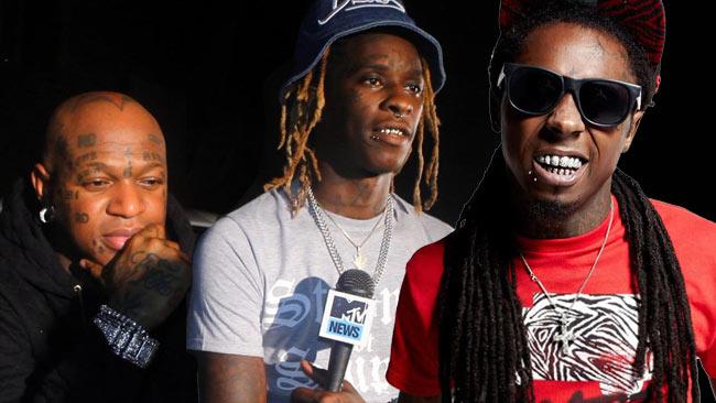 Lil Wayne Young Thug Birdman