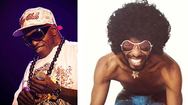Funk Legend Sly Stone