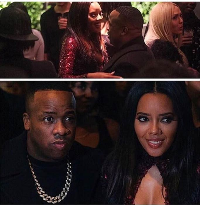 New Alert Yo Gotti And Angela Simmons Dating Spotted Together Sends Flowers